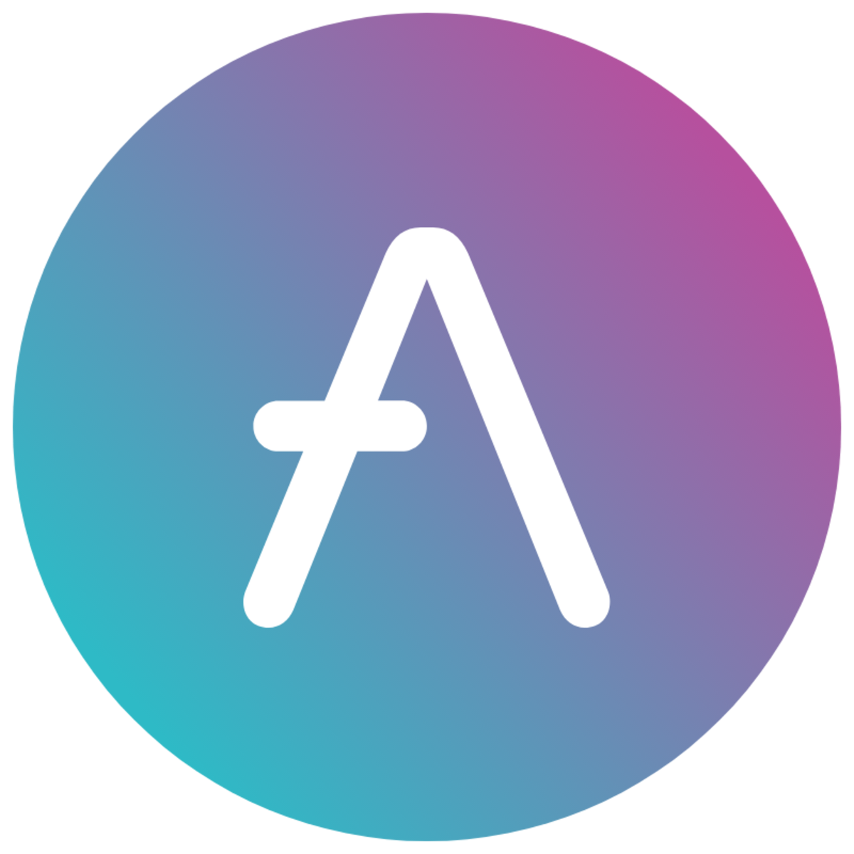 The Aave logo
