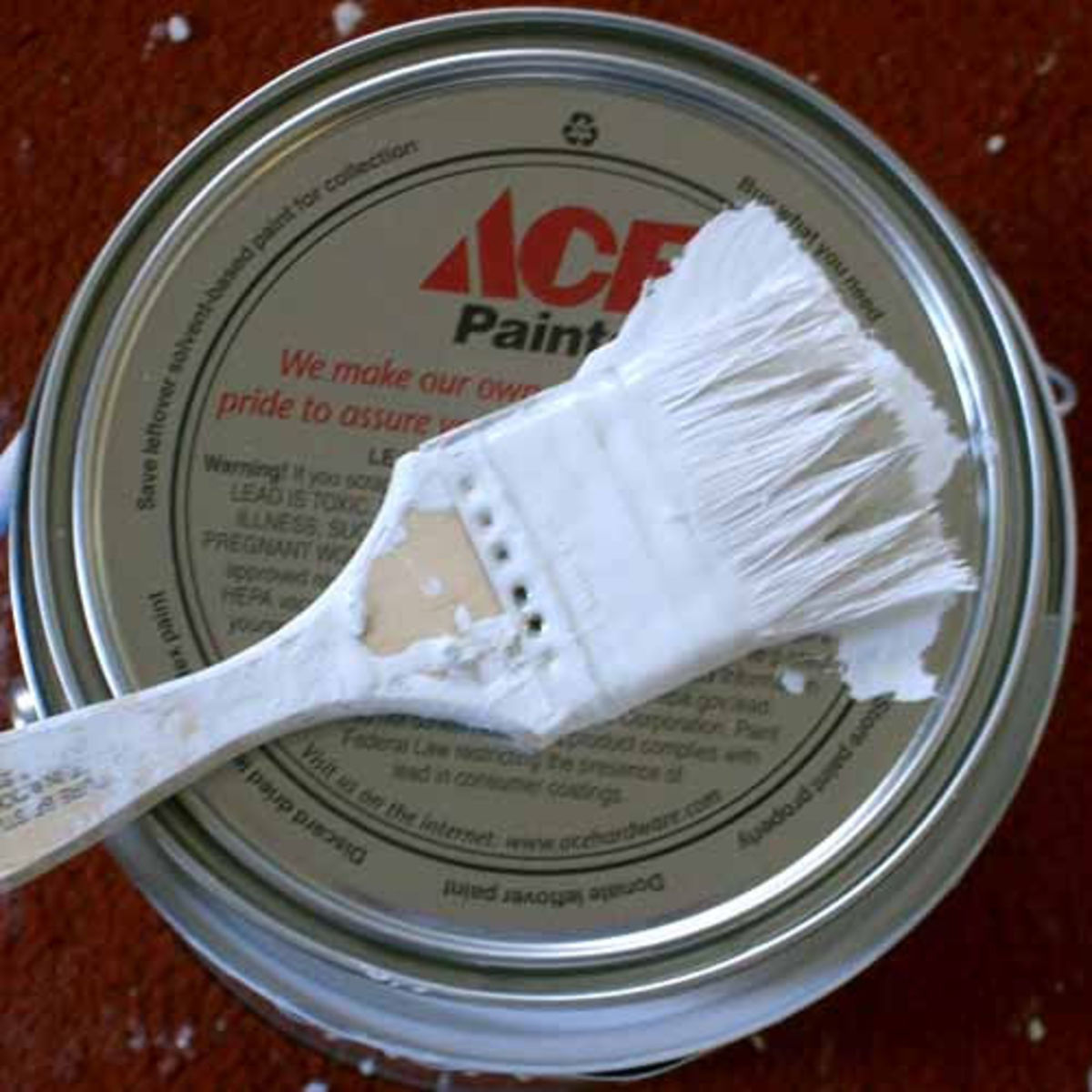 Paint freshens up a room like nothing else!