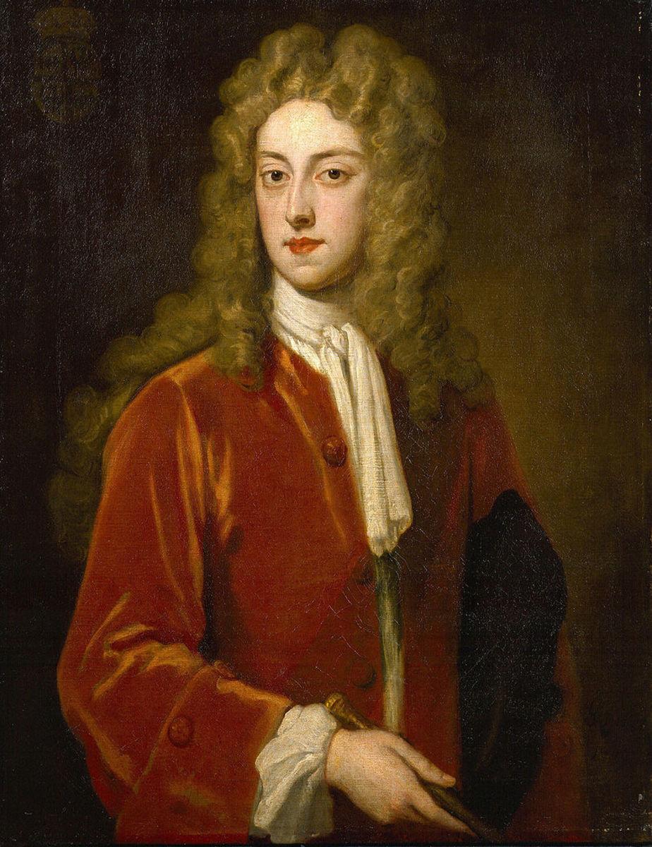 The prankster John Montagu, 2nd Duke of Montagu.