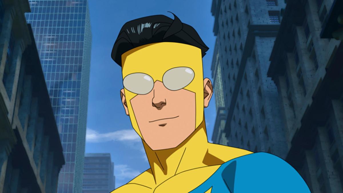 Mark Grayson as Invincible