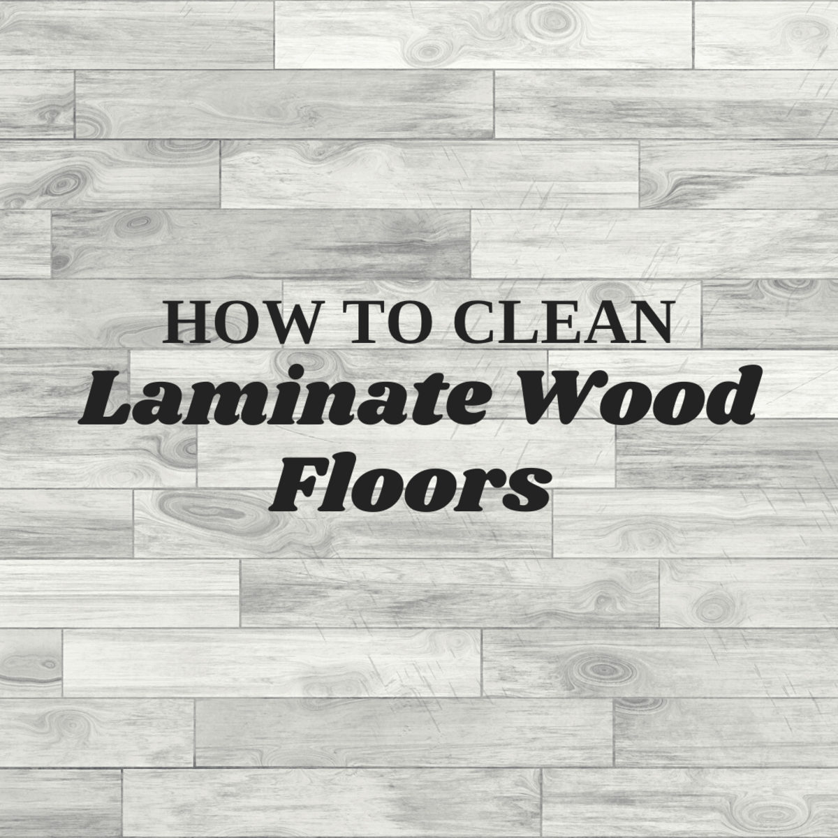Learn how to clean and maintain laminate wood flooring so that it looks great for years to come!