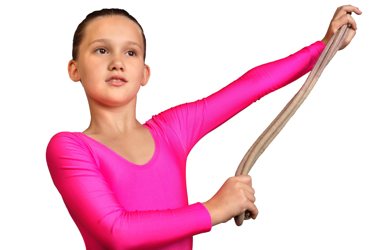 We were involved with girls gymnastics for several years.