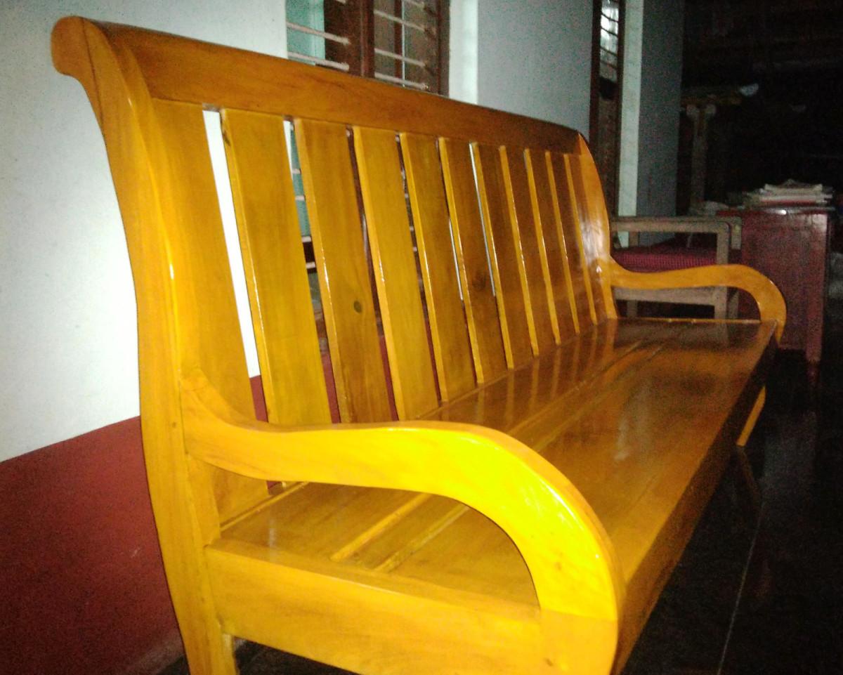 Jack wood furnitures are elegant and golden coloured