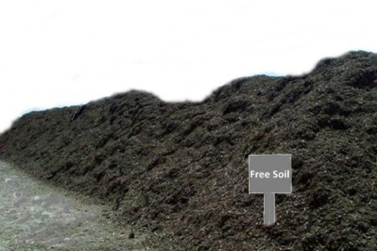 Free Potting Soil