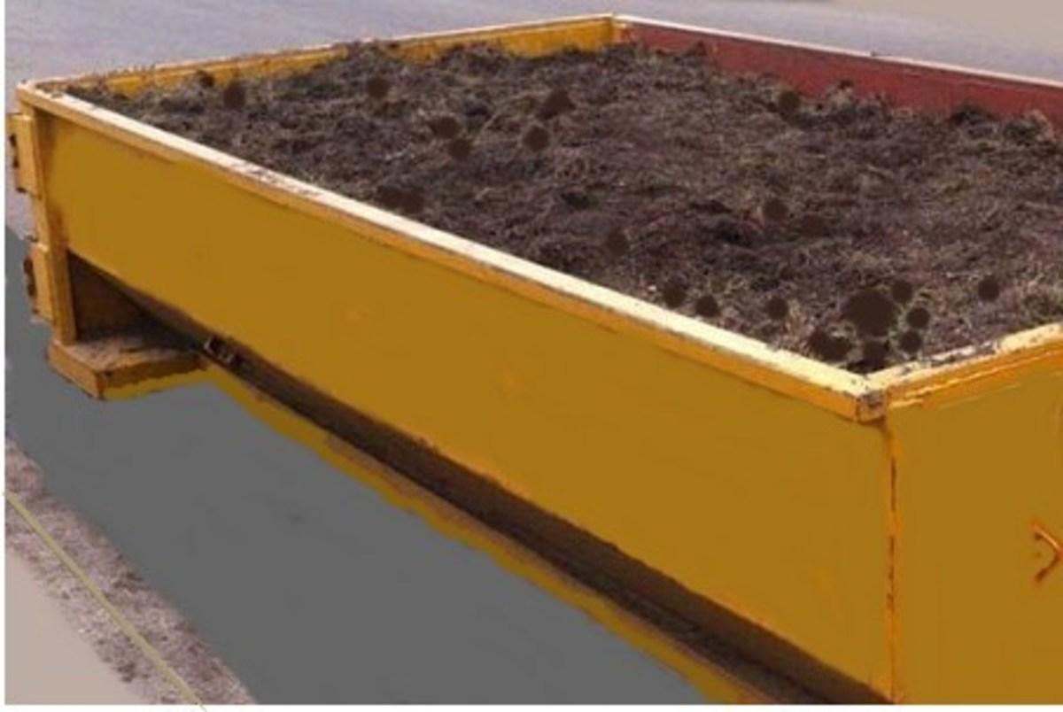 Soil Dumpster