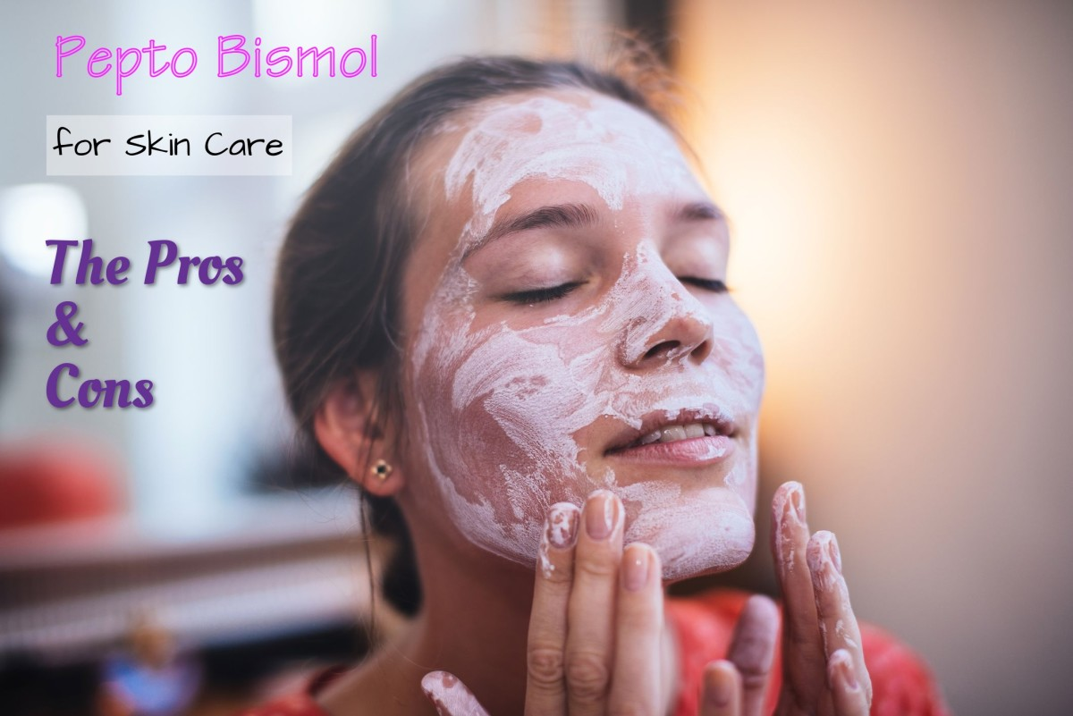 Pepto Bismol is cheap to use and a lot of people swear by its benefits for skin. Many have used it to combat acne, to help tighten pores, to get a nice glow, and to make their skin softer.