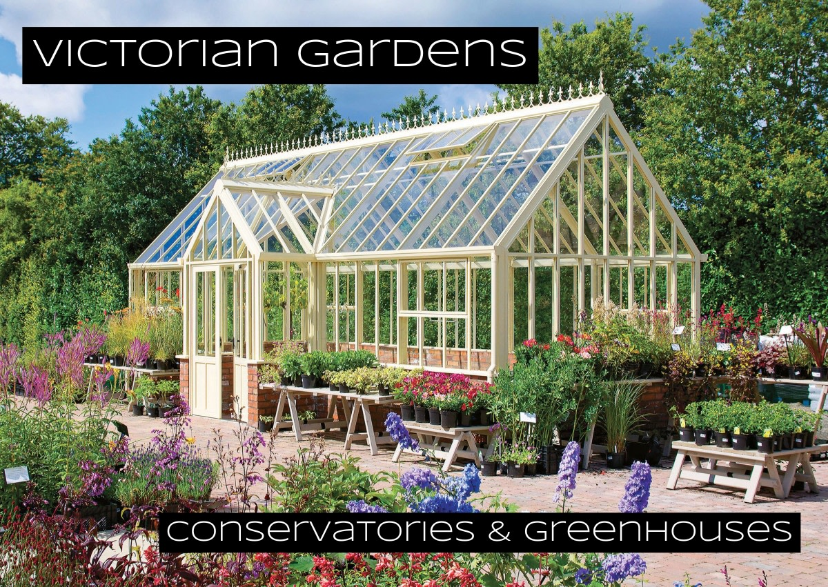 Victorian conservatories and greenhouses used narrow glass panels. These spaces would store exotic plants, citrus fruits, and sensitive shrubs.