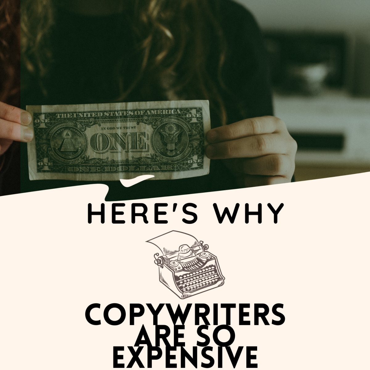 There's a reason why successful brands and businesses hire copywriters to compose the text on their websites, ads, social media posts and product descriptions.