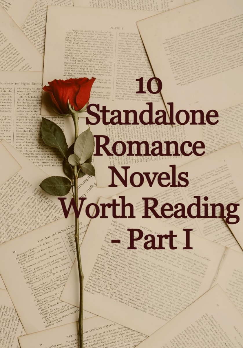 10 Standalone Romance Novels Worth Reading - Part I
