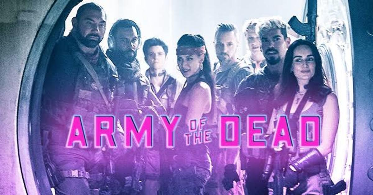 Best Zombie Movie Ever? (Spoiler alert!)
