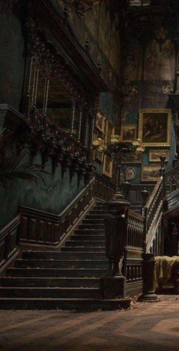 The Brympton Manor. (Fictional)