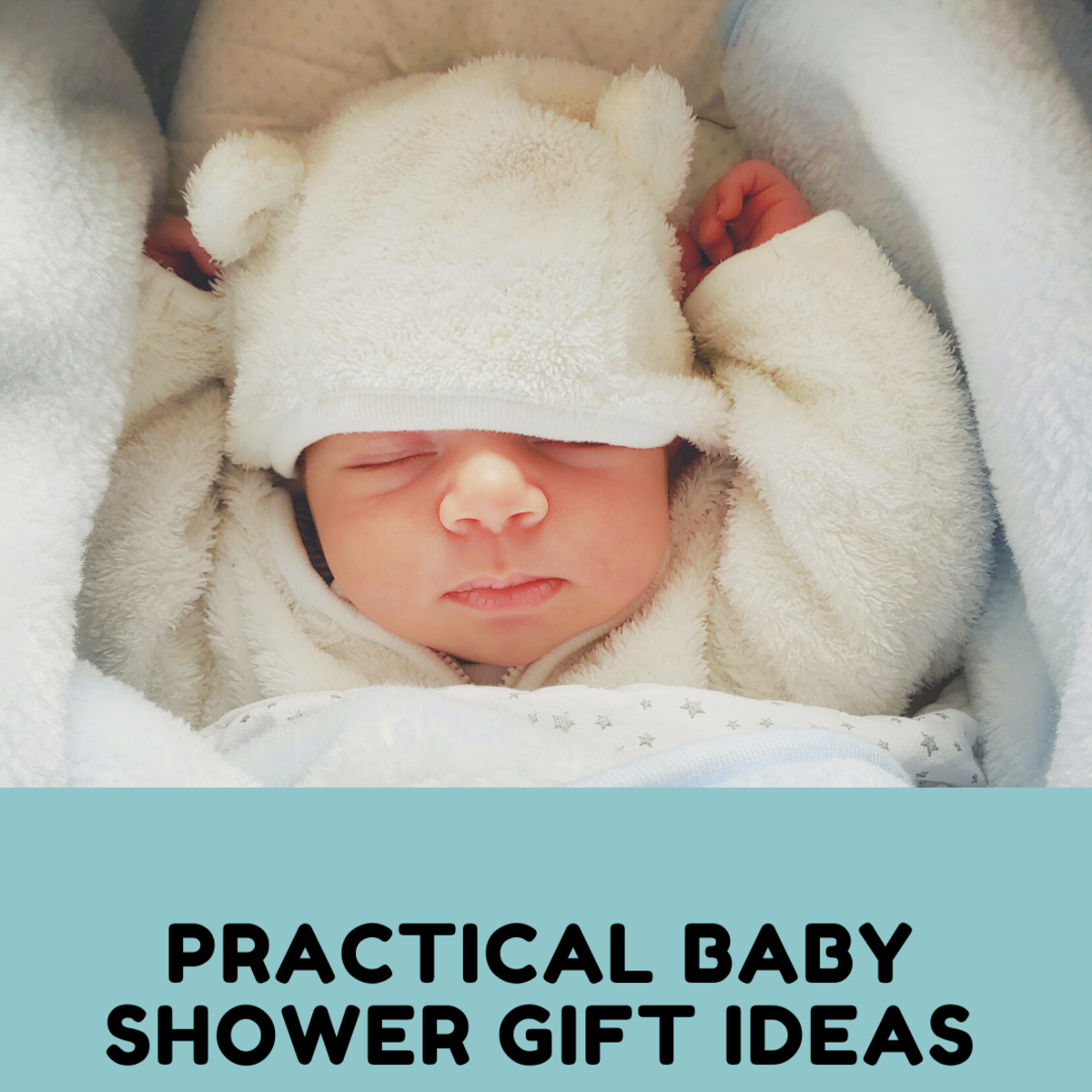 Pratical baby shower gift ideas.