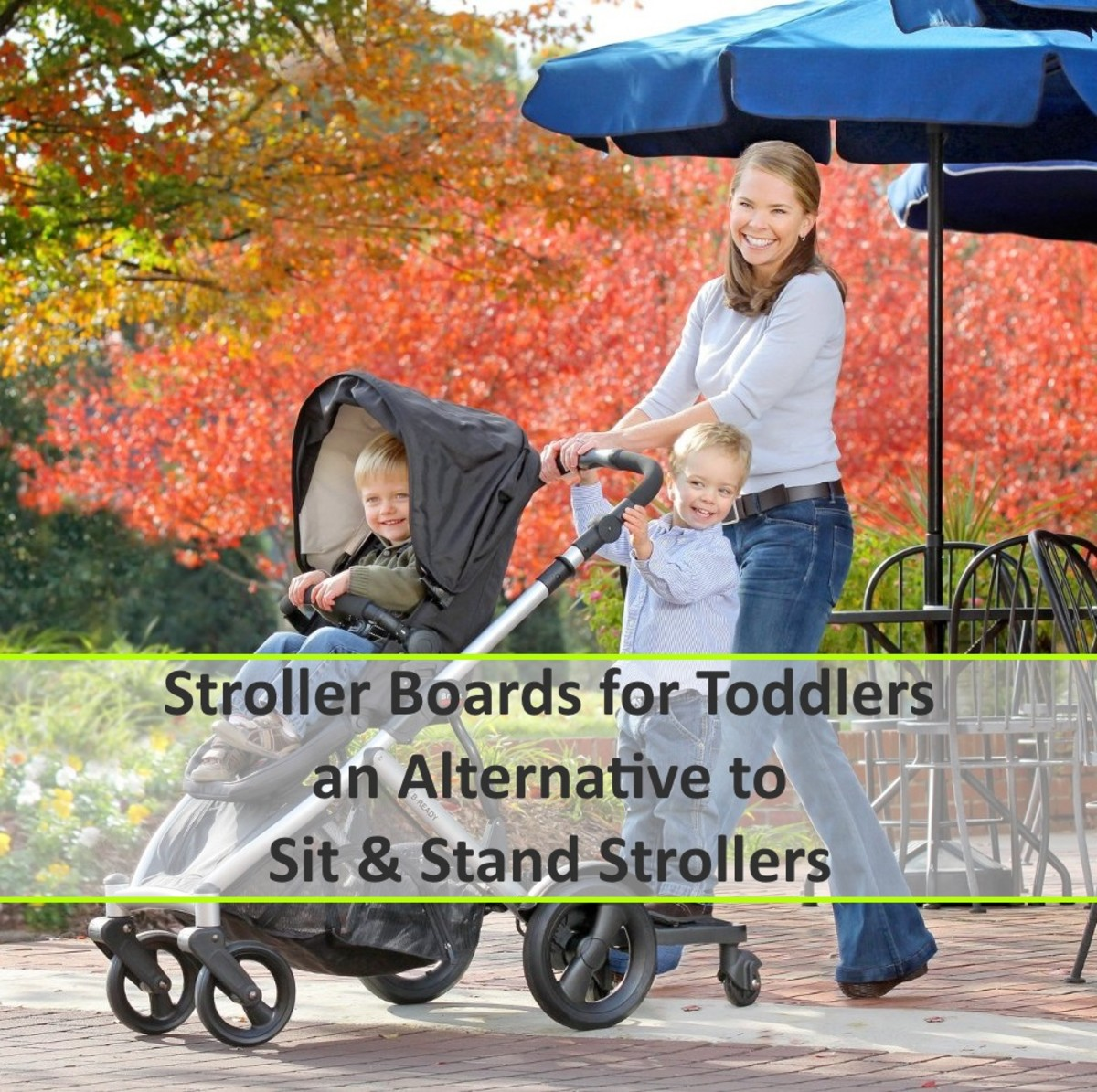 Universal Stroller Board Attachment For Toddlers 2015