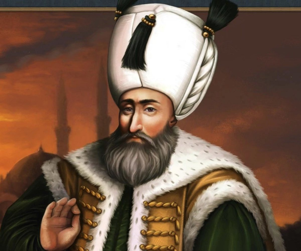 Roxelana was Sultan Suleiman's true love