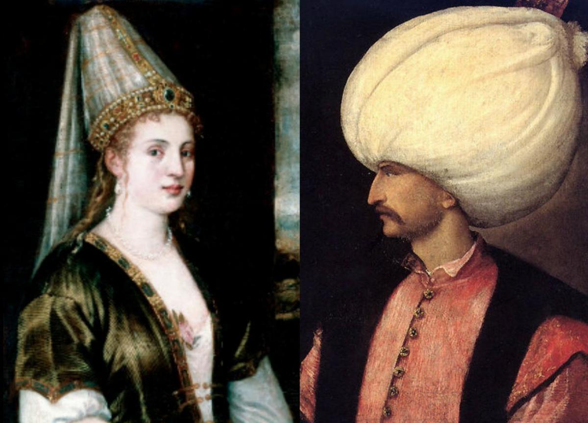 Roxelana became. Suleiman's favorite queen