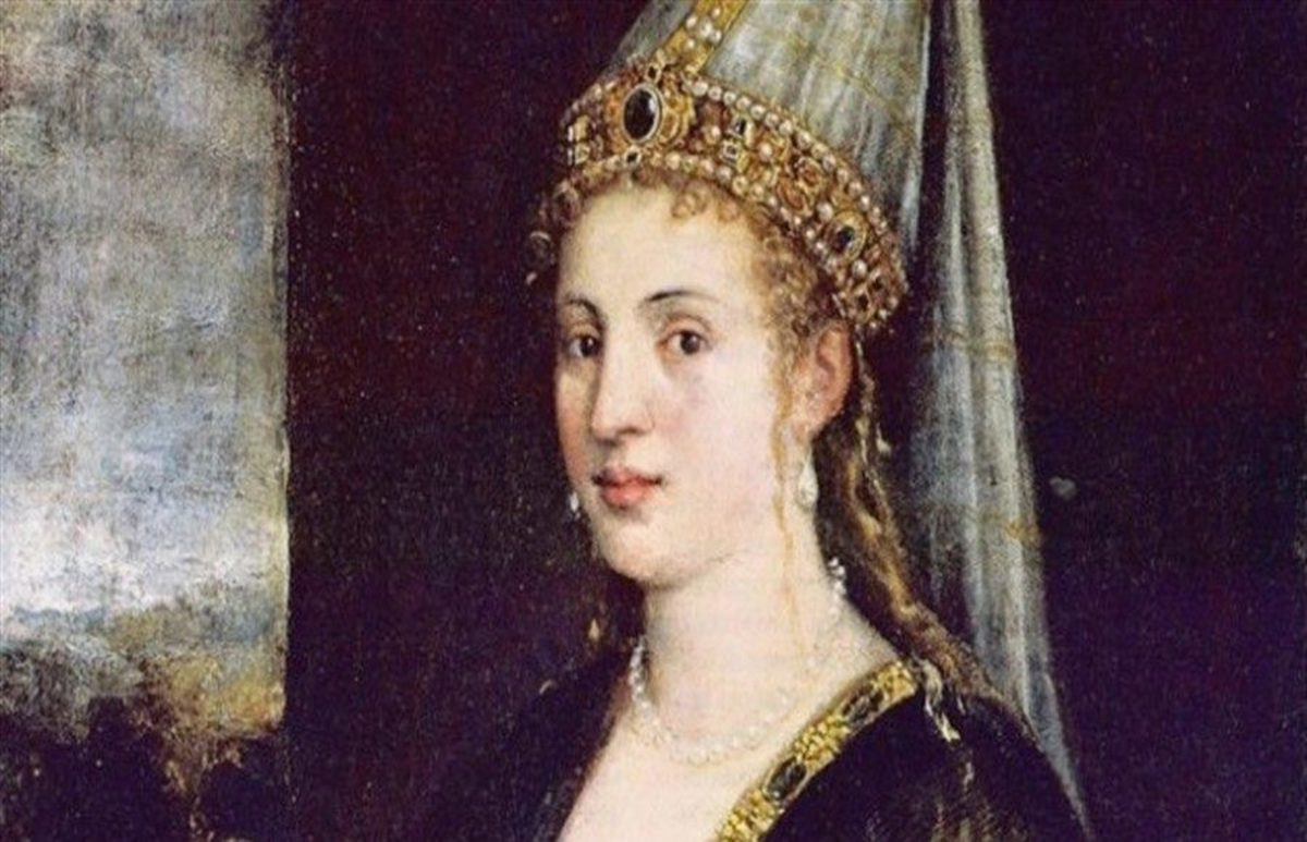 Roxelana became the most powerful queen of the Ottoman Empire