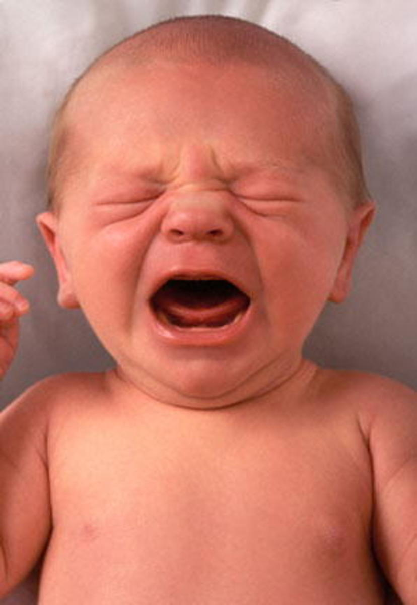 How to treat colic in babies