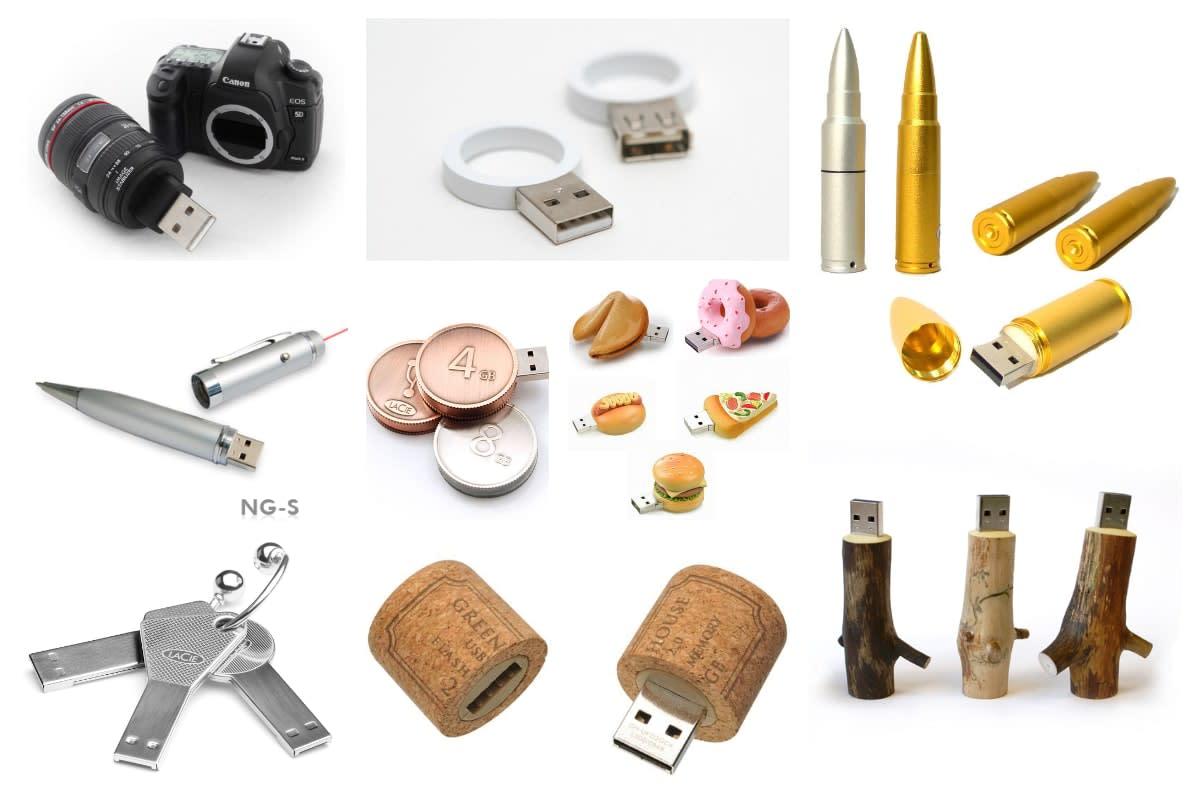 Customized USB Pendrive Designs