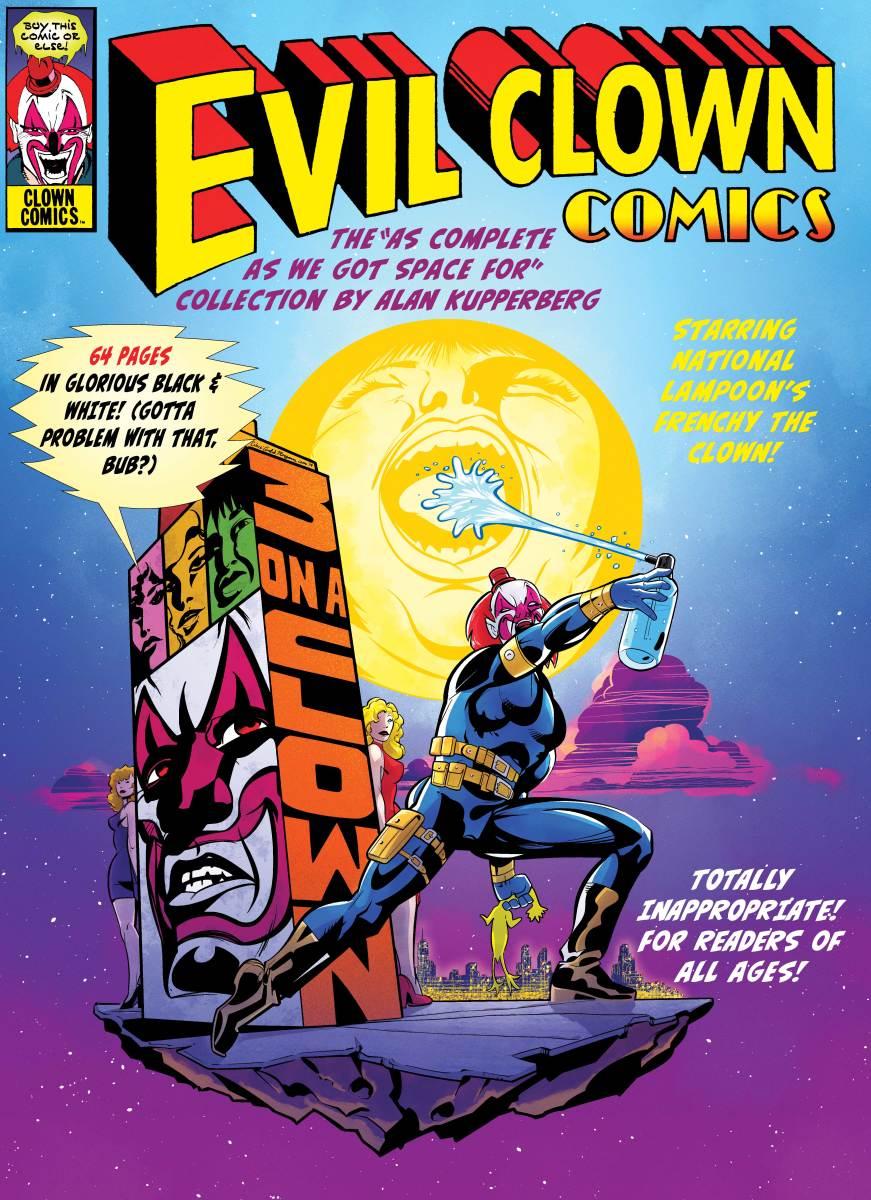Evil Clown Comics