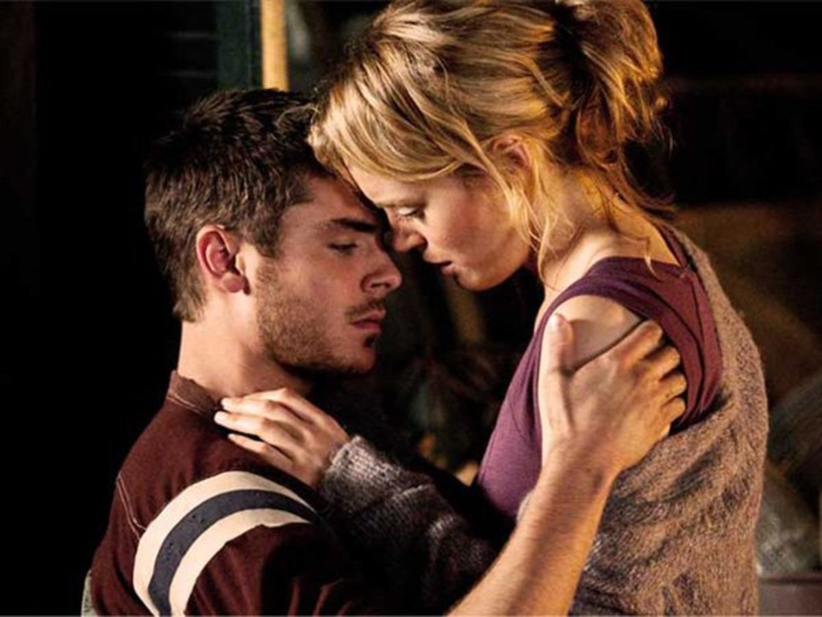 The Lucky One, review