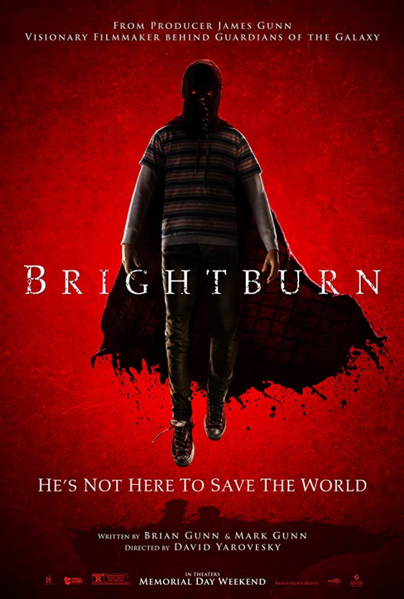 Brightburn (2019) James Gunn Makes Friday the 13th but With Superman (and It's Bad)