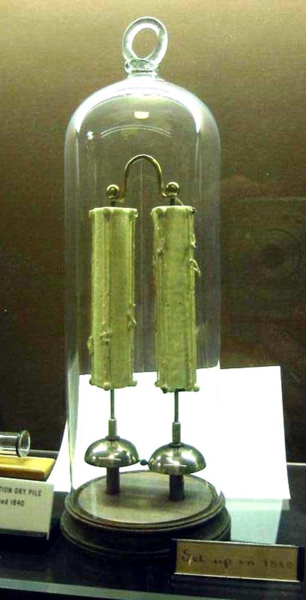The Forever Ringing Bell