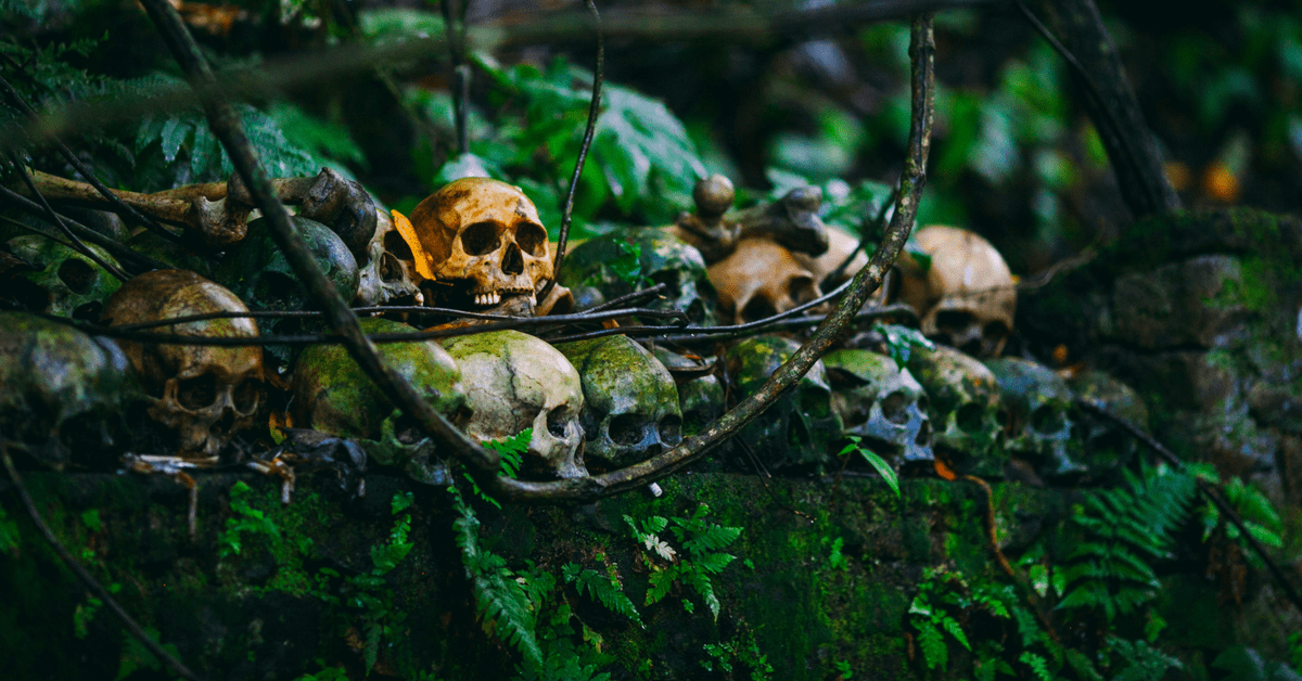 Mayong village in the Assam state is called the black magic and voodoo capital of India.