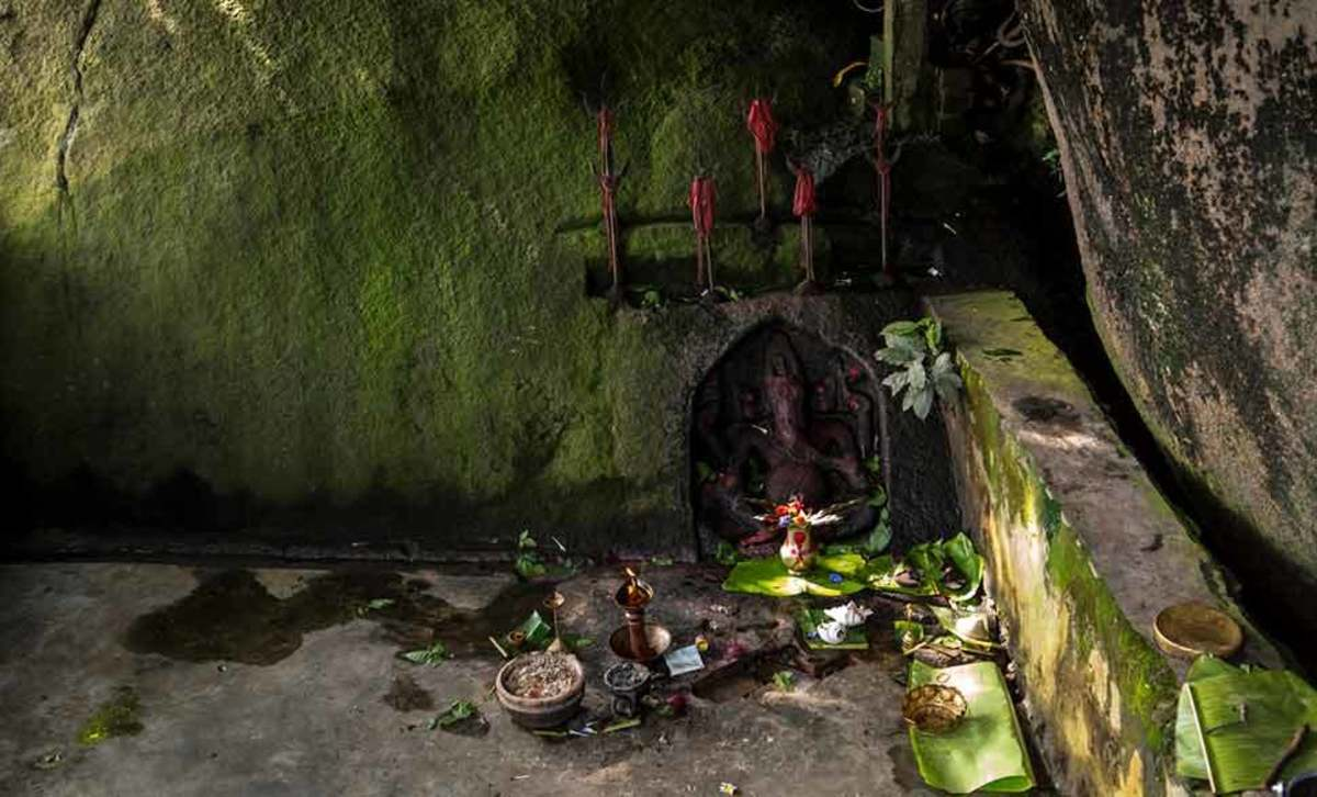 Mayong Village has a fearsome reputation of voodoo, black magic, and sorcery performed since time immemorial.
