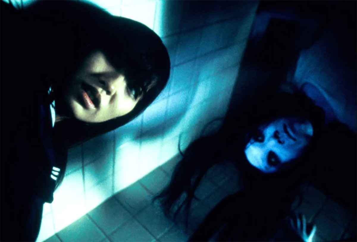 The ability to appear in the most unexpected places is but the least of Kayako's many terrifying ways.