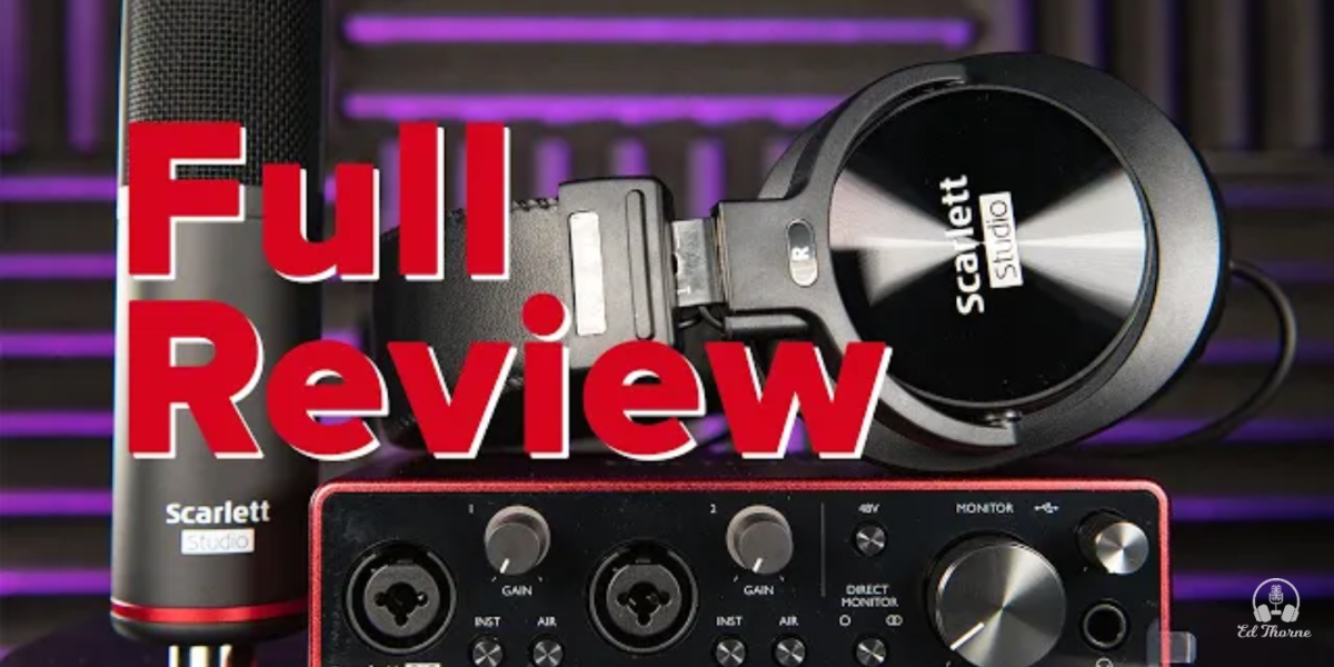 review-of-the-best-condenser-microphone-focusrite-scarlett-2i2