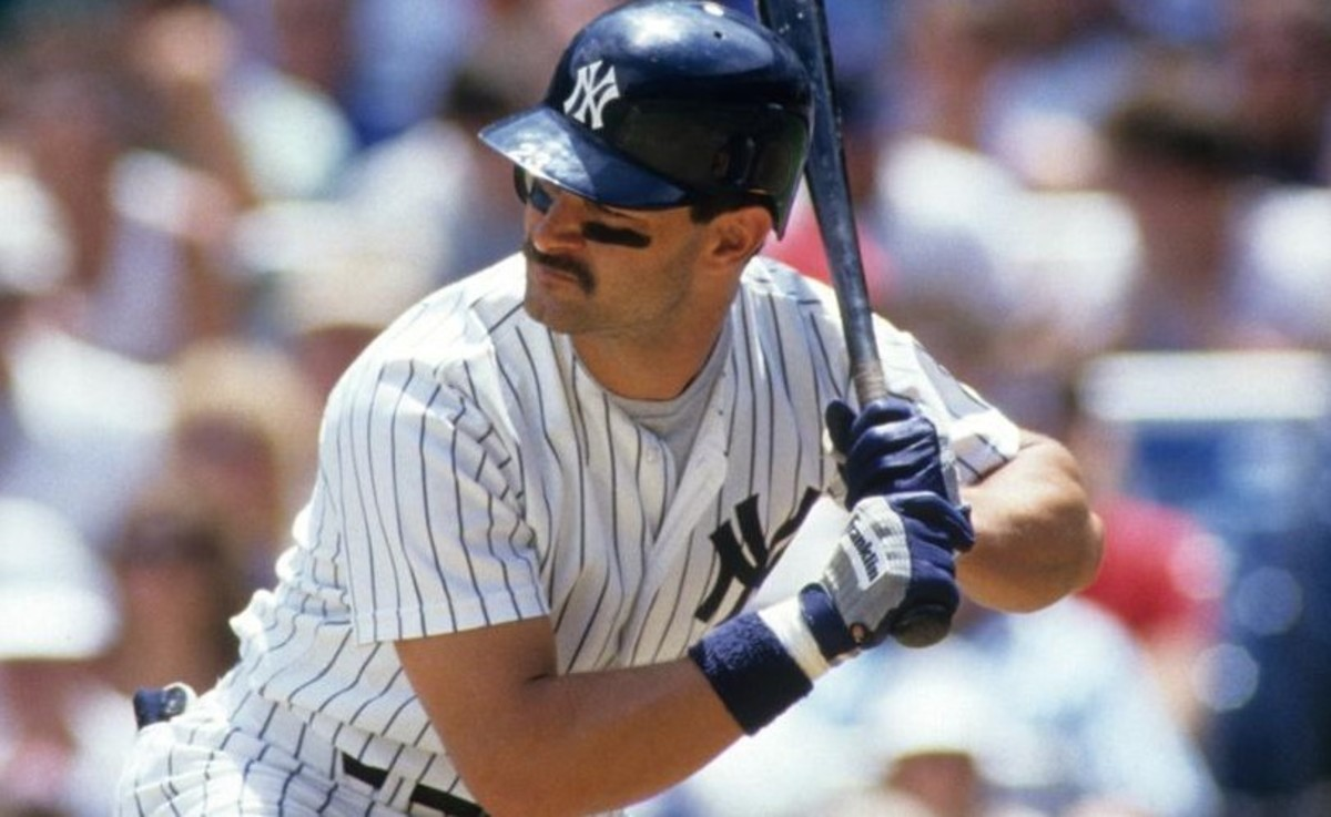 Don Mattingly. He struck out only 444 times in over 7000 ABs.