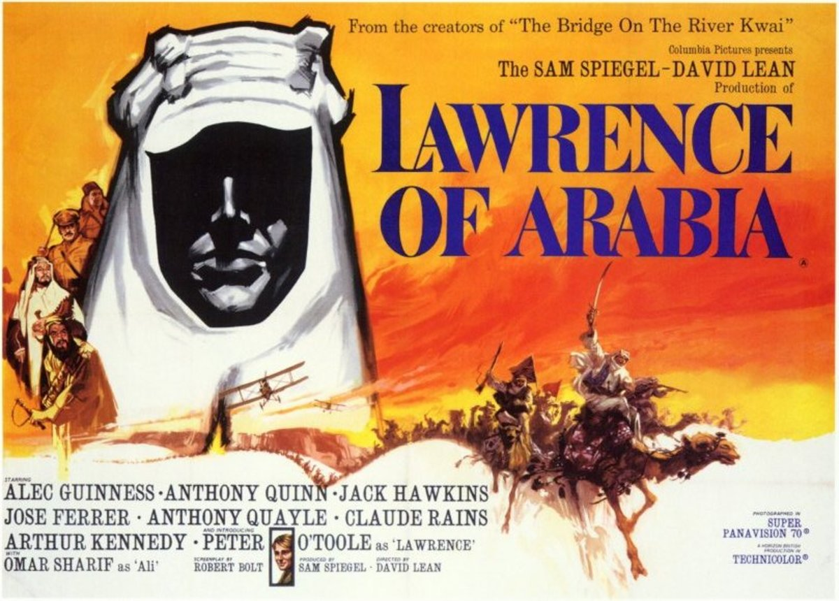 Lawrence of Arabia (1962) - Illustrated Reference