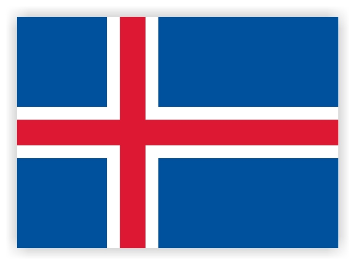 Banner of Iceland
