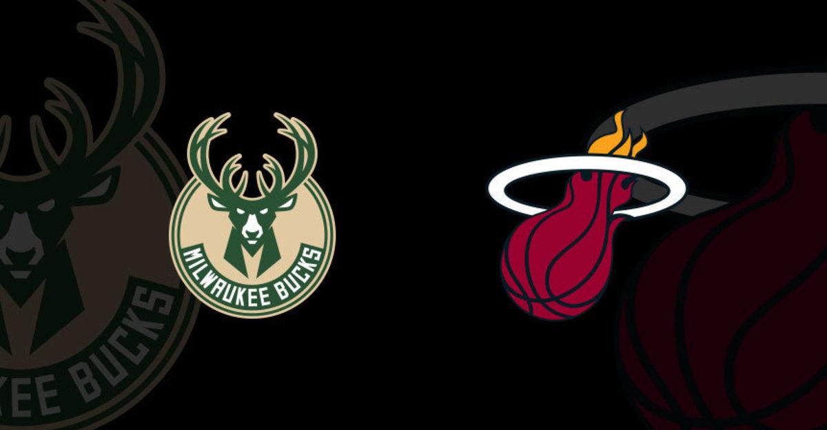 Bucks won 2 out of its 3 regular season matchups with the Heat.