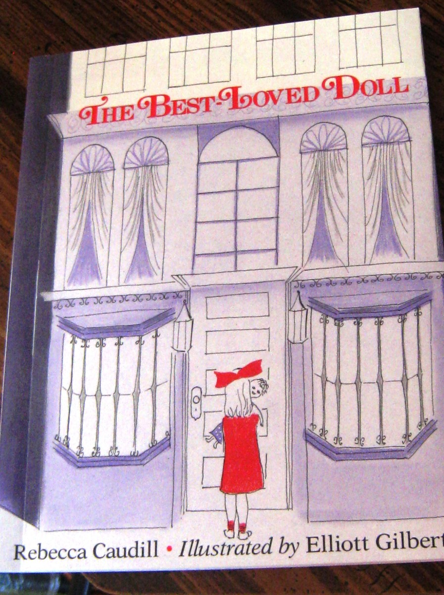 The Best-Loved Doll: New York: Holt, Rinehart and Winston [1962]