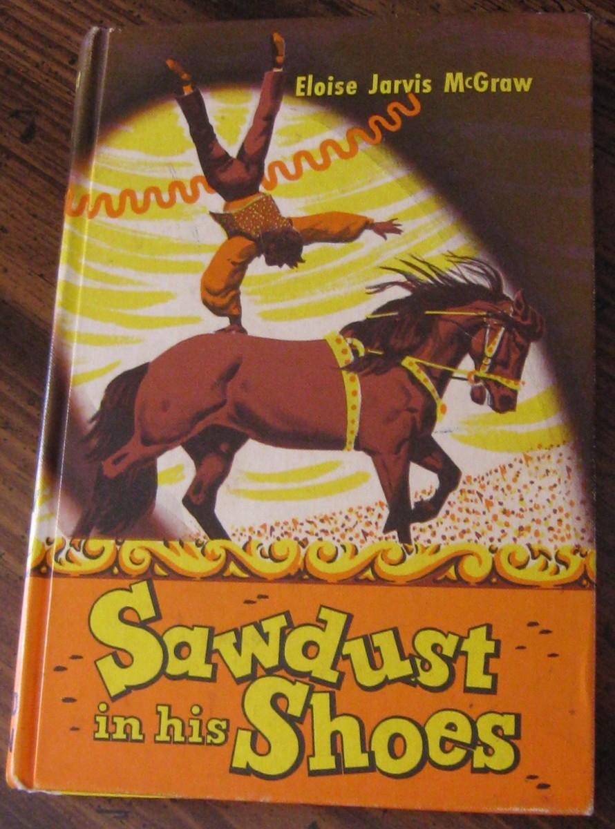 Sawdust in his Shoes: New York: Junior Literary Guild: Coward-McCann, [1950]