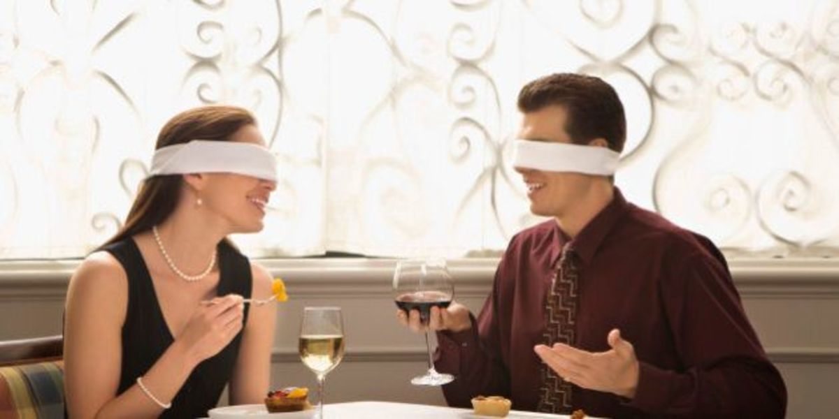 What Could Possibly Go Wrong On a Blind Date?
