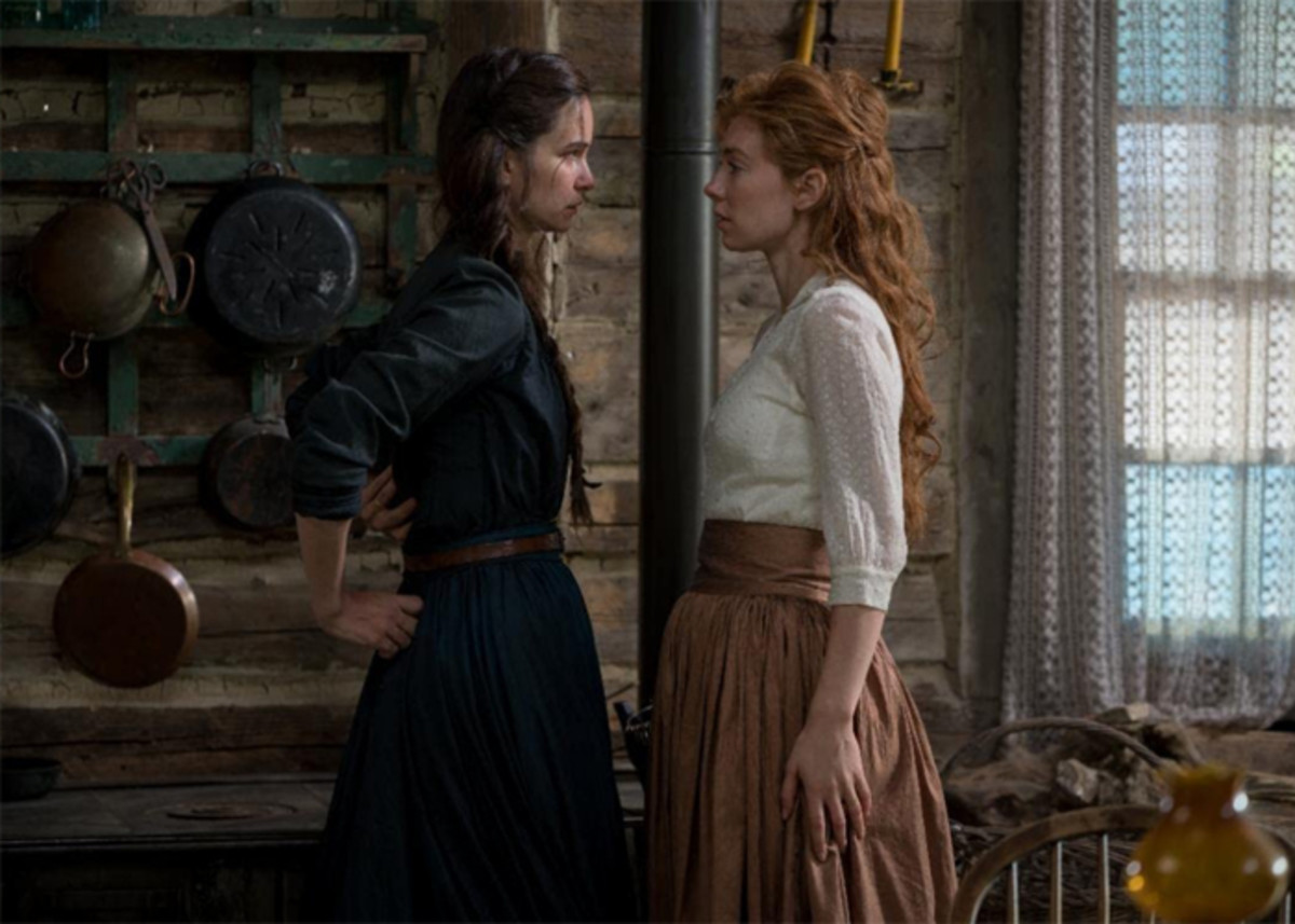 Katherine Waterston and Vanessa Kirby have great on-screen chemistry.   Bleecker Street
