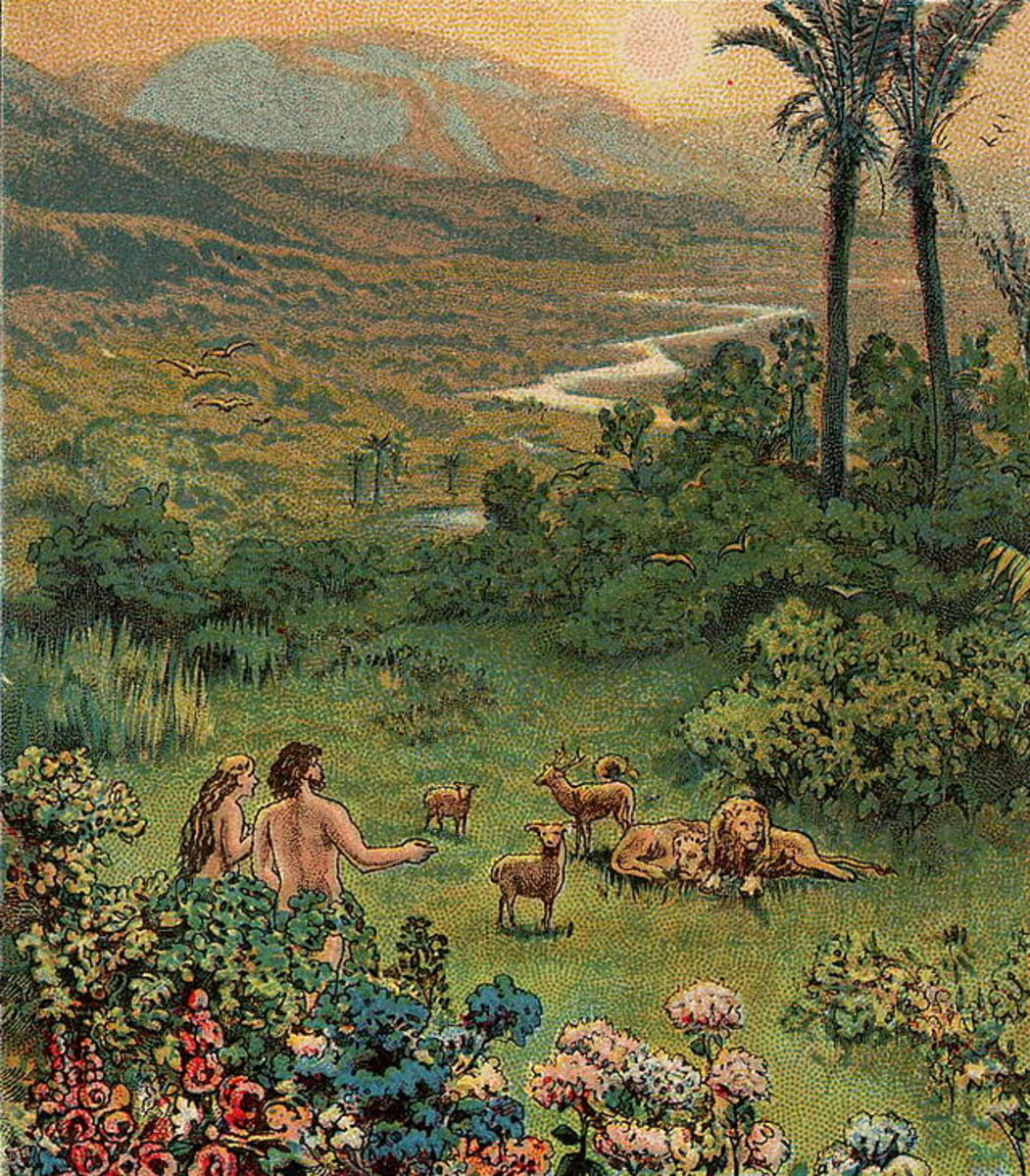 What Was Important About the Garden of Eden?