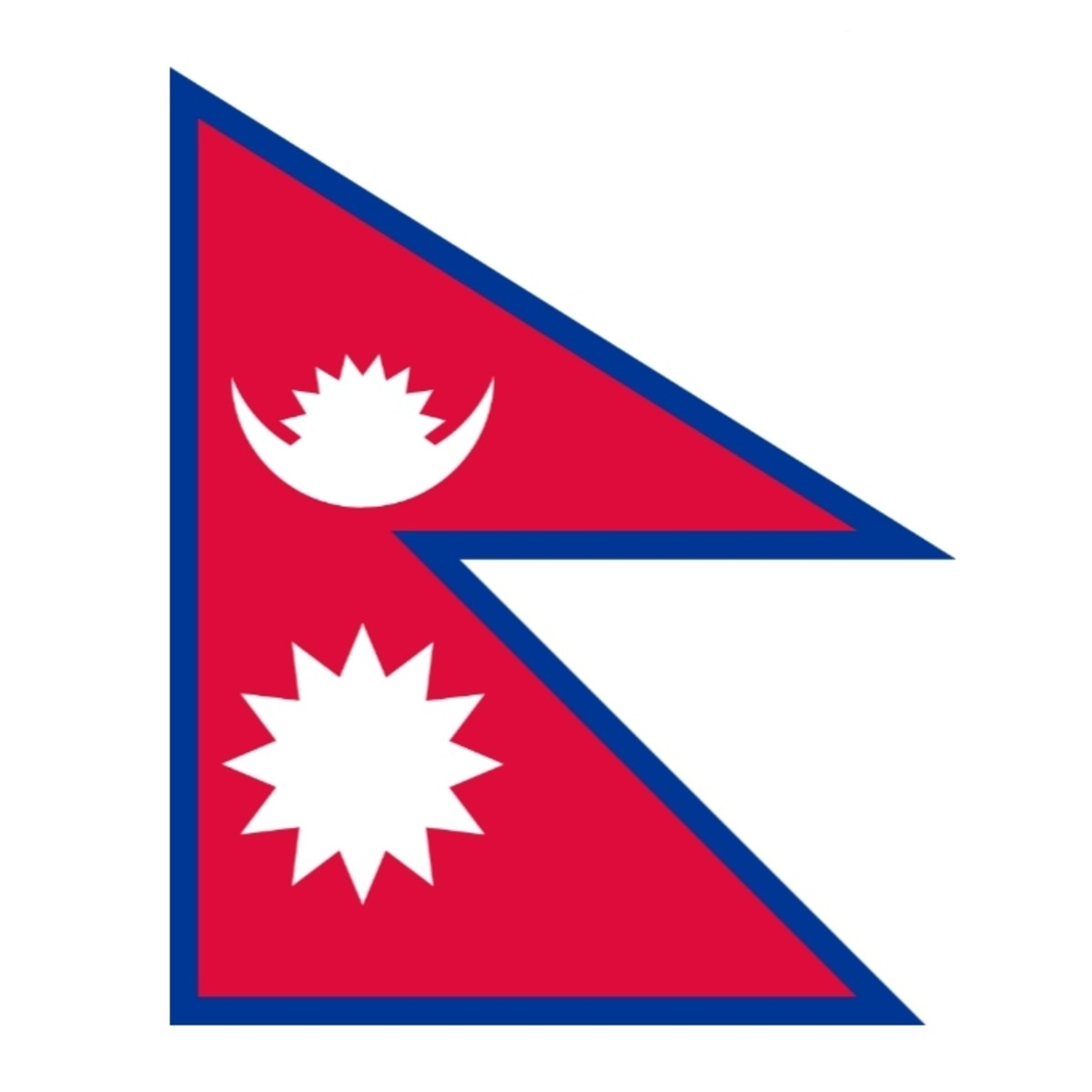 Banner of Nepal