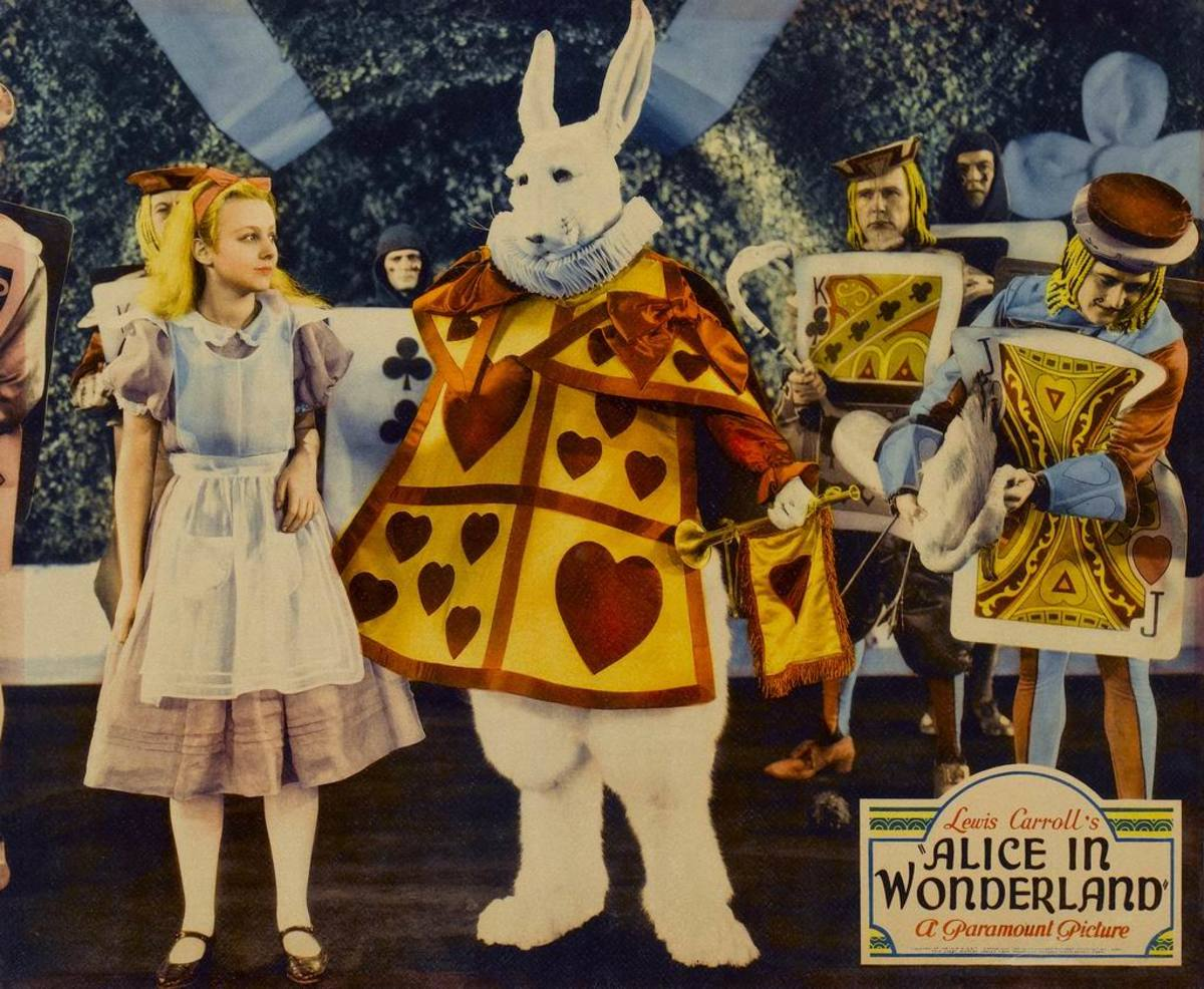 Alice in Wonderland (1933) Lobby card