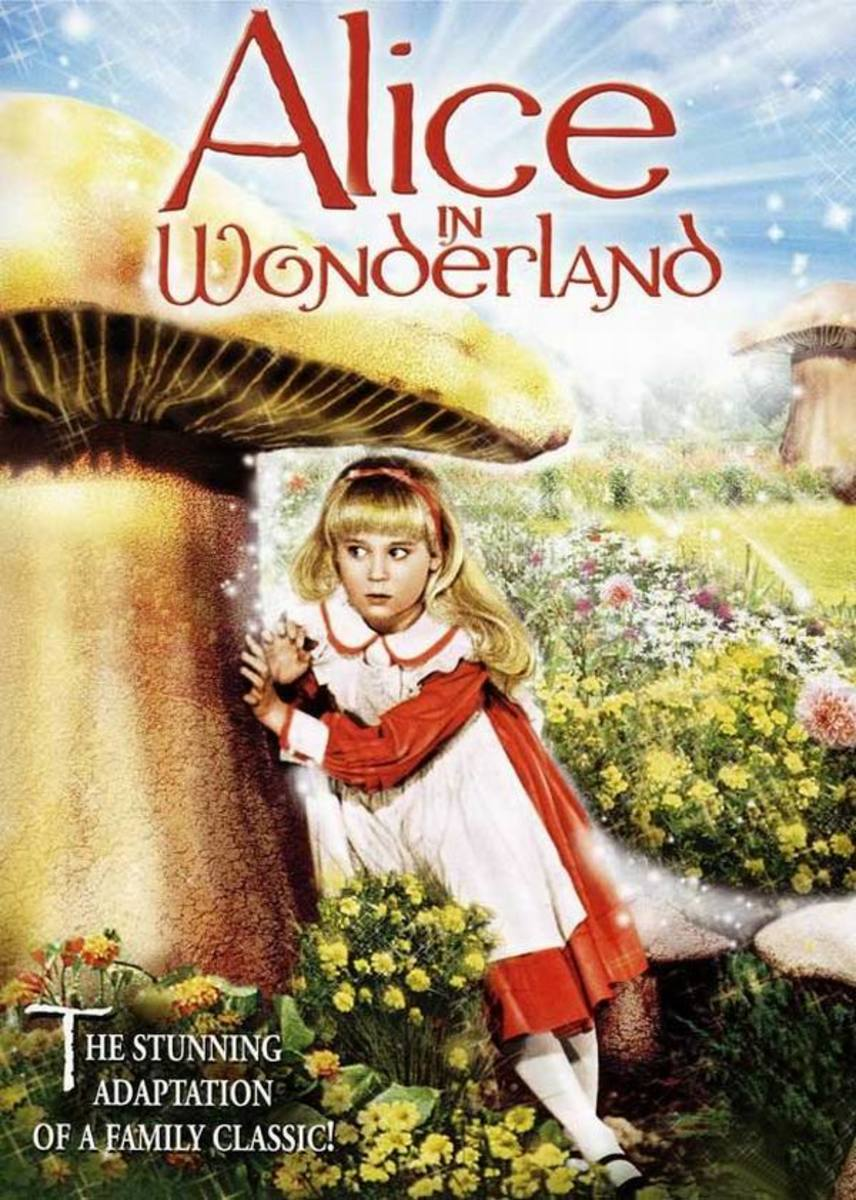 Alice in Wonderland (1985) poster