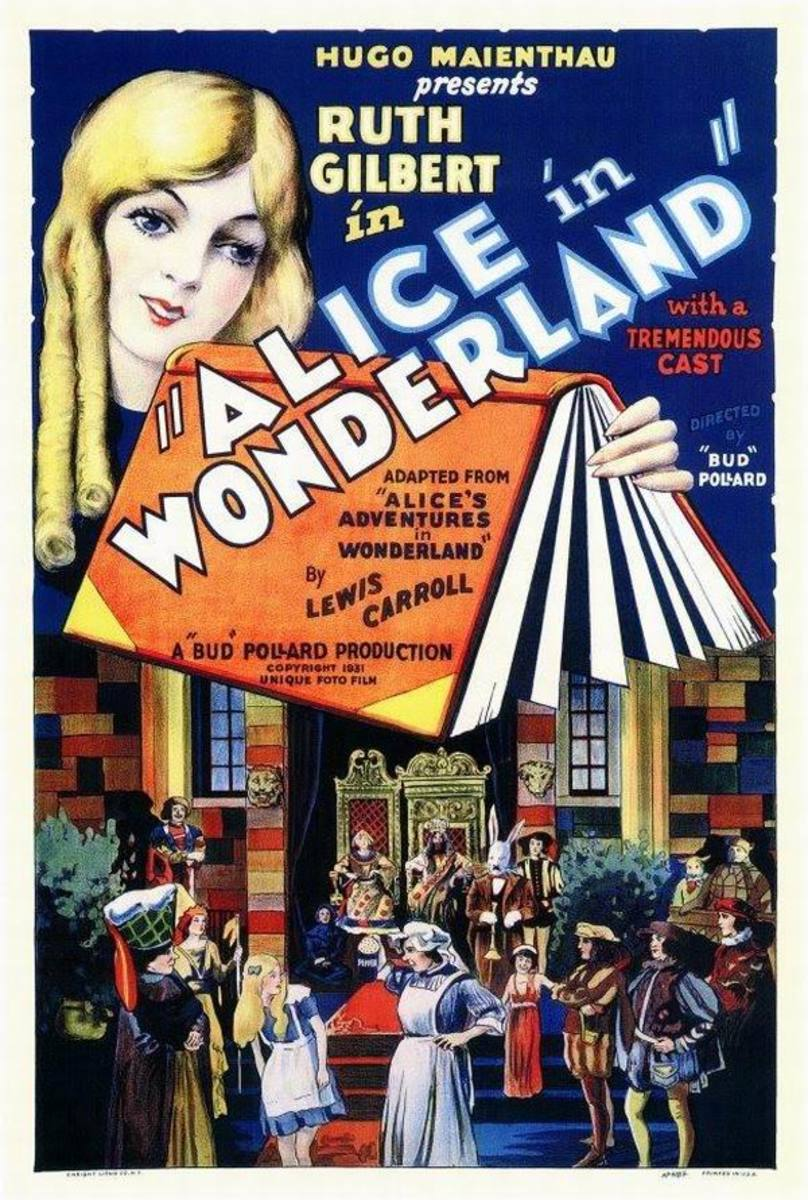 Alice in Wonderland (1931) poster