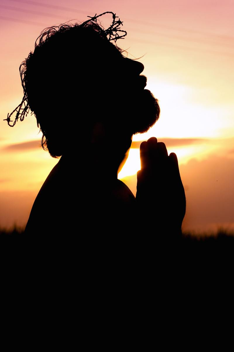 Prayer for God is Superior Karma in Man's Life.