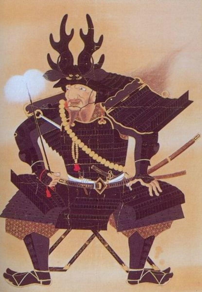 Honda Tadakatsu: A Samurai Among Samurai
