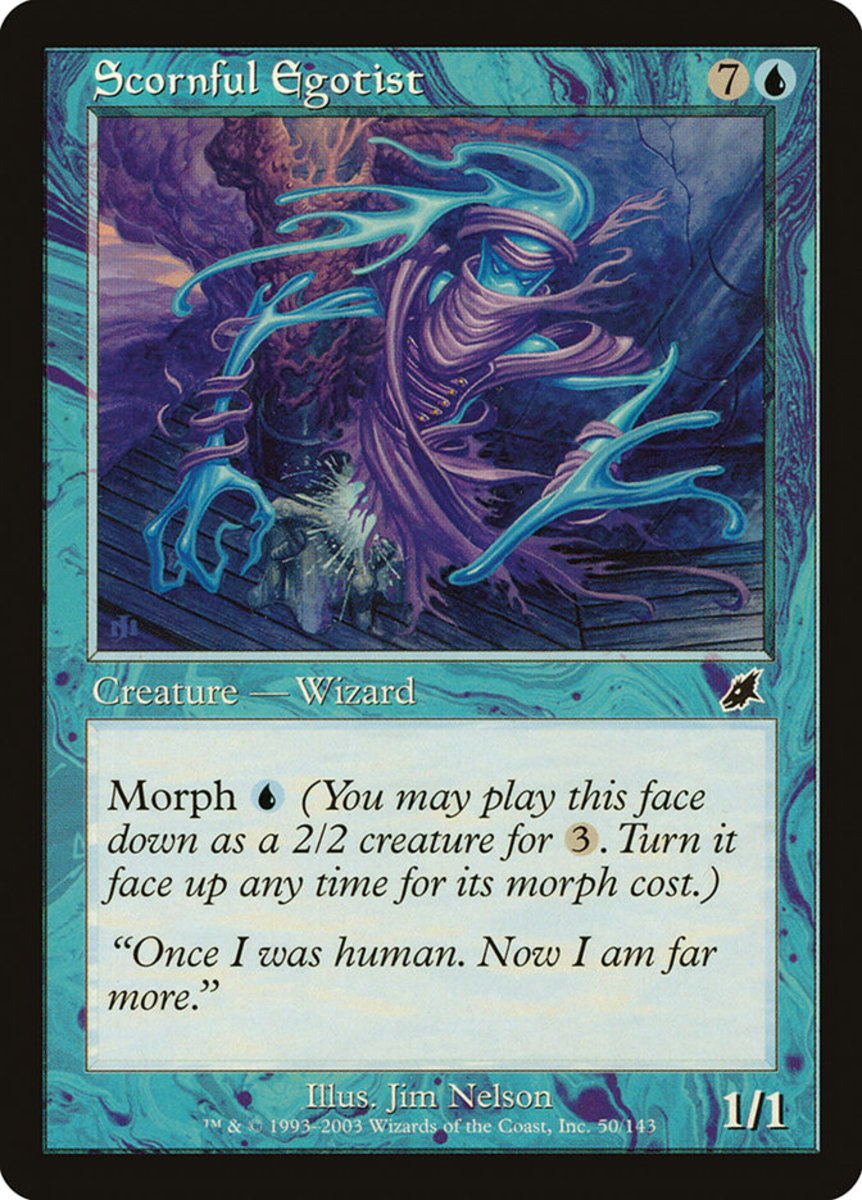 A 1/1 at a cost of 8 or a 2/2 at a cost of 3?
