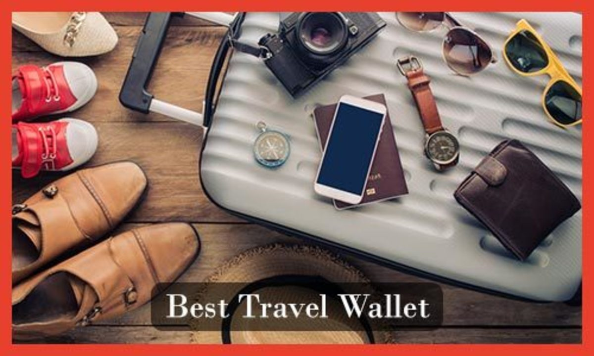 What Is The Best Travel Wallet with RFID Security?