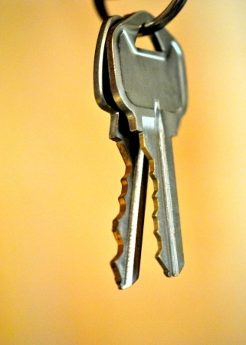 Be careful who you give the keys to!
