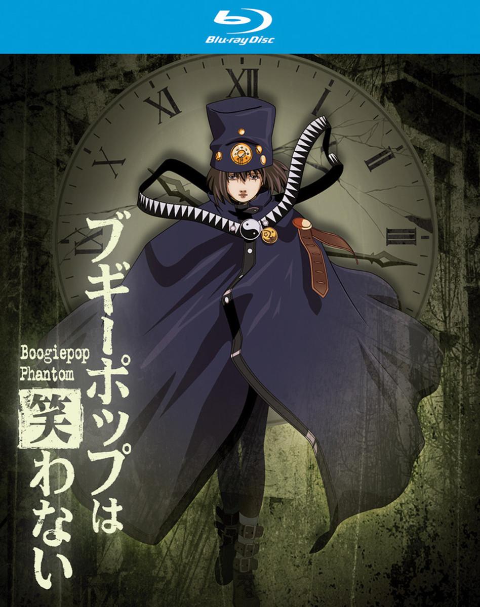 Anime Review: 'Boogiepop Phantom' (2000)