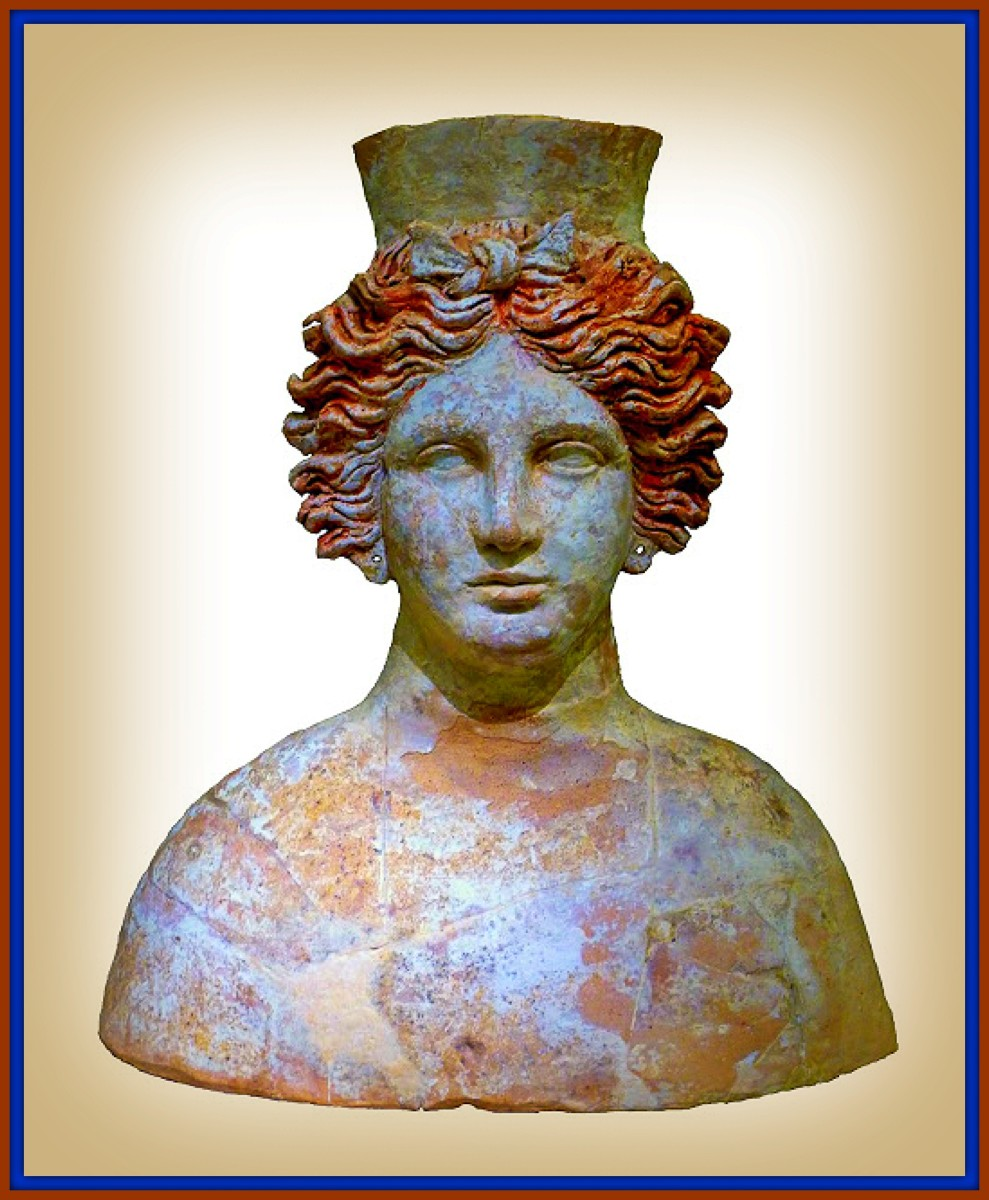 Goddess Tanit, Divine Personification of Ancient Carthage